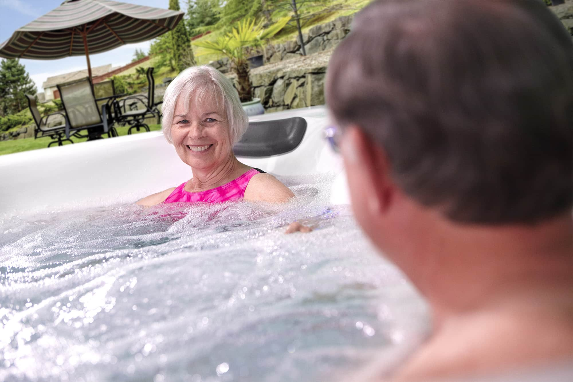 H2X Lifestyle Hot Tubs