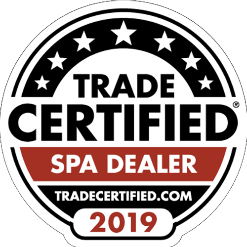 Trade Certified Spa Dealer 2019